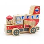 Развивающие игрушки деревянные