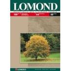 Фотобумага Lomond А4 160гр. 50л. односторонняя глянцевая д/струйной печати
