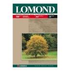 Фотобумага Lomond А4 160гр. 25л. глянцевая односторонняя