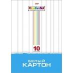 Картон белый А4 Хатбер 10л.Creativ Set