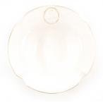 Тарелка с медальоном 17х5см.