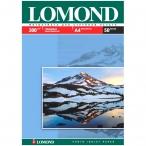 Фотобумага Lomond А4 200гр. 50л. односторонняя глянцевая д/струйной печати