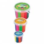 Тесто д/лепки Lori-toys Набор №3 в большой пластиковой банке с крышкой, 12цв.