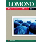 Фотобумага Lomond А4 170гр. 50л. односторонняя глянцевая д/струйной печати