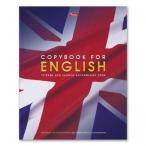 Тетрадь-словарик А5 48л.  Хатбер по английскому языку Английский флаг клетка