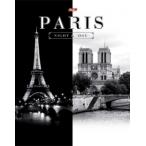 Тетрадь 120л А5 Хатбер  Париж на кольцах