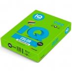 Бумага А4 80гр IQ Color ярко-зеленая, 500л.