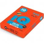 Бумага А4 80гр IQ Color кирпично-красная, 500л.