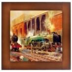 Картина Ретро поезда-1