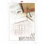 Папка д/черчения А3 10л. Хатбер Архитектура