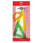 Набор геометрический Хатбер большой, цветной, ассорти