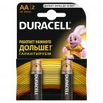Батарейка Duracell Basic LR6-2BL