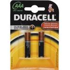 Батарейка Duracell Basic LR03-2BL
