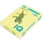 Бумага А4 160гр IQ Color лимонно-желтая, 250л.