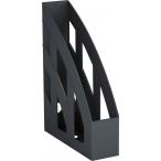 Подставка д/бумаг Erich Krause вертикальная чёрная