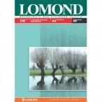 Фотобумага Lomond А4 210гр. 50л. глянцевая , двух.