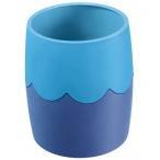 Подставка-стакан Стамм двухцветный,  синий