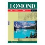 Фотобумага Lomond А4 130гр. 25л.глянцевая односторонняя для струйной печати