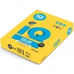 Бумага А4 80гр IQ Color канареечно-желтая,  500л