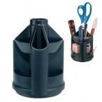 Подставка Erich Krause Mini Desk чёрная
