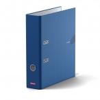 Папка-регистратор 70мм Erich Krause Work Inside синий ламинир.