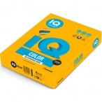 Бумага А4 80гр IQ Color насыщено-желтый, 500л./пач