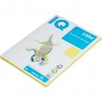 Бумага А4 80гр IQ Color канареечно-желтая, 100л.