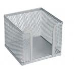Подставка Erich Krause  д/бумажного блока, серый, металл