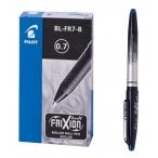Ручка гелевая Pilot Frixion 0.7 чёрная пиши-стирай