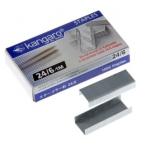 Скобы д/степлера №24/6  Kangaro высококачественная сталь