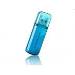 Флеш-диск USB Silicon Power 8Gb Helios 101 blue , европодвес