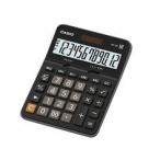 Калькулятор Casio DX-12B-W-EC 12 разряд., 175х129х33мм.