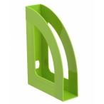 Лоток д/бумаг Стамм Респект вертикальный зеленый kiwi