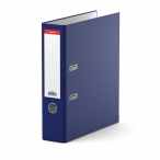 Папка-регистратор 70мм Erich Krause Стандарт синяя