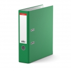 Папка-регистратор 70мм Erich Krause Стандарт зелёная