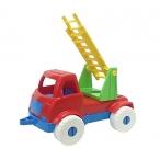 Игрушка Рыжий Кот Машинка мини. Пожарная