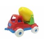 Игрушка Рыжий Кот Машинка мини. Бетономешалка