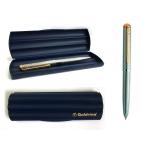 Ручка шариковая Trodat Grandomatic с печатью