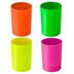 Подставка-стакан Стамм Neon Cristal ассорти