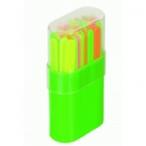 Счётные палочки пластиковые 50шт Стамм в пенале
