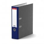 Папка-регистратор 70мм Erich Krause мраморная синяя, с карманом