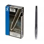 Ручка шариковая Pilot Super Grip черная, 1мм.