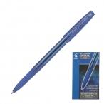 Ручка шариковая Pilot Super Grip синяя, 1мм.