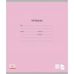 Тетрадь А5 12л. косая линия Полиграфика Классика.Розовая