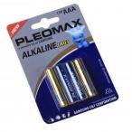Батарейка Samsung Pleomax LR03-4BL алкалиновая