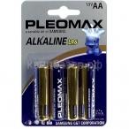 Батарейка Samsung Pleomax LR6-4BL алкалиновая