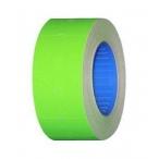 Этикет-лента МНК зеленая, прямоугольная, 21,5х12 (700эт./270рол.)