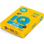 Бумага А4 80гр IQ Color горчичная, 500л.
