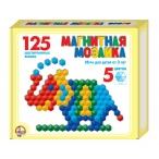 Мозаика 10 Королевство магнитная, шестигранная, d20, 5 цв., 125 эл.