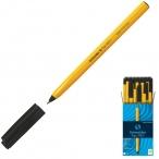 Ручка шариковая Schneider Tops 505 F черная, 0,3мм.